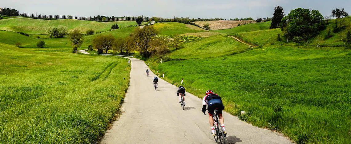 Tour en bicicleta en Monteriggioni 2