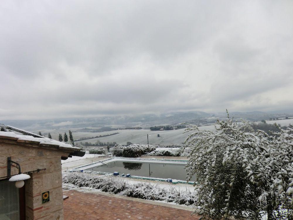 La Pieve in inverno 2