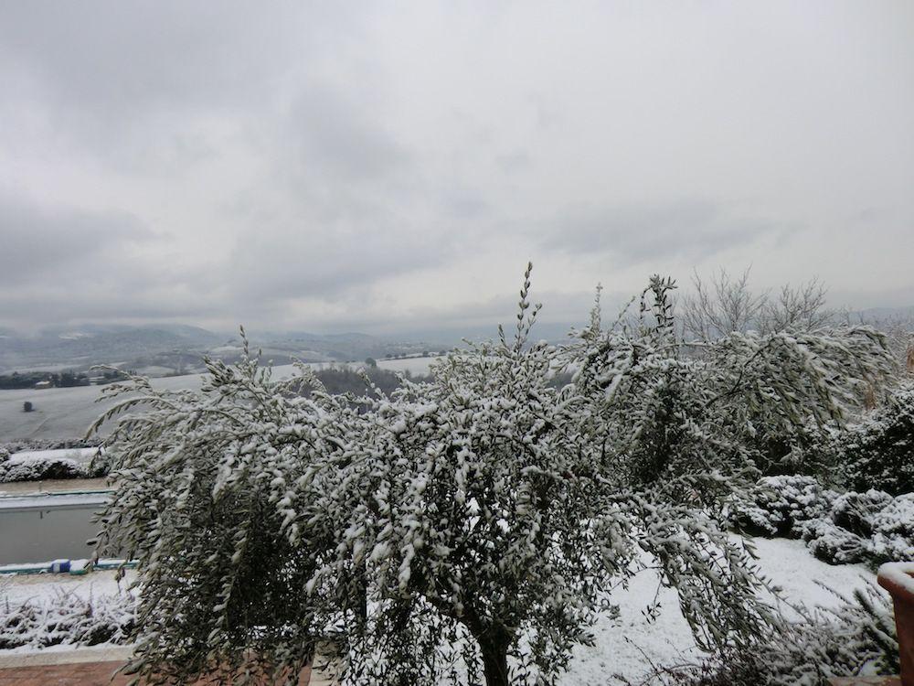 La Pieve in inverno 4