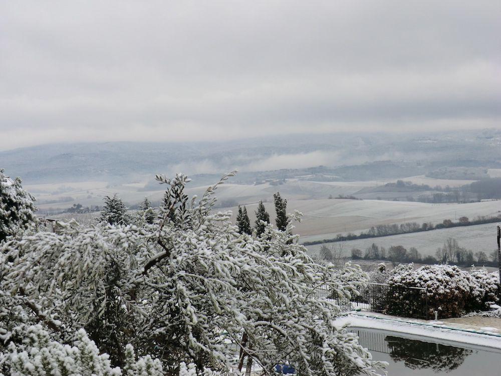 La Pieve in inverno 5