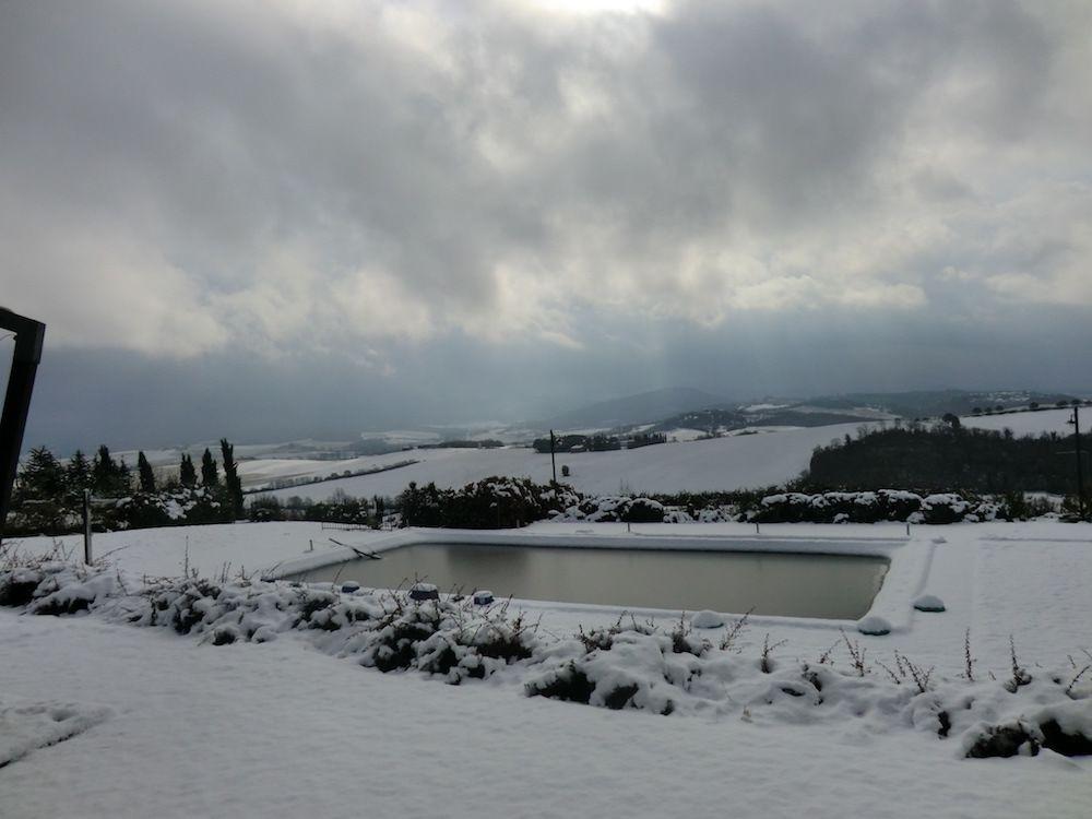 La Pieve in inverno 6