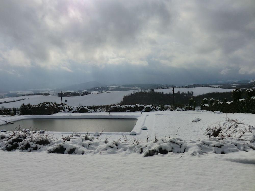 La Pieve in inverno 7