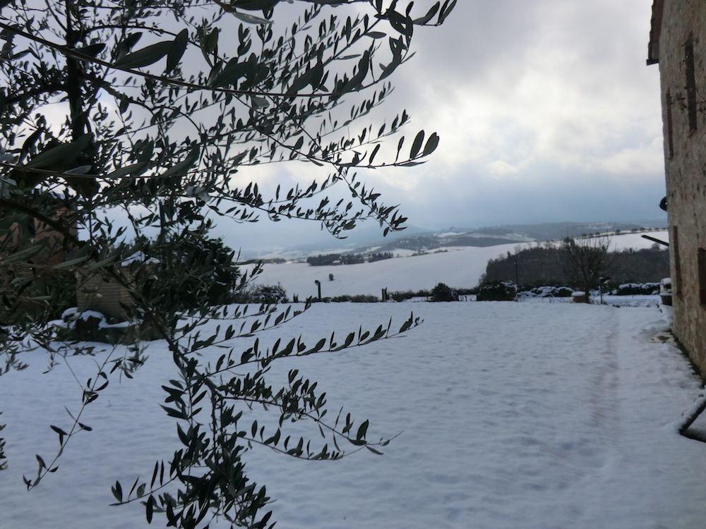 La Pieve in inverno 8