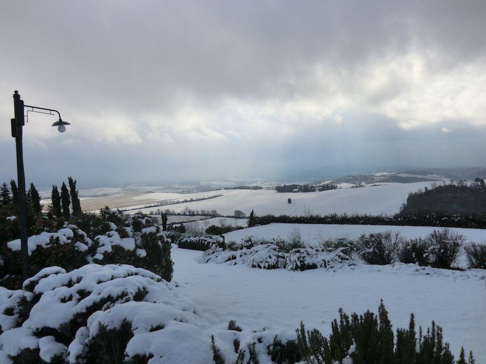 La Pieve in inverno 12